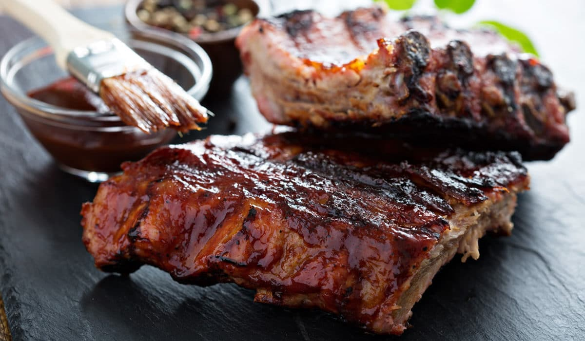 Low & Slow Smoked Pork Ribs - Cotton Tree Meats