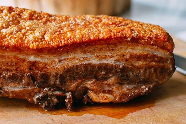 Roasted Sweet Bangalow Pork Belly