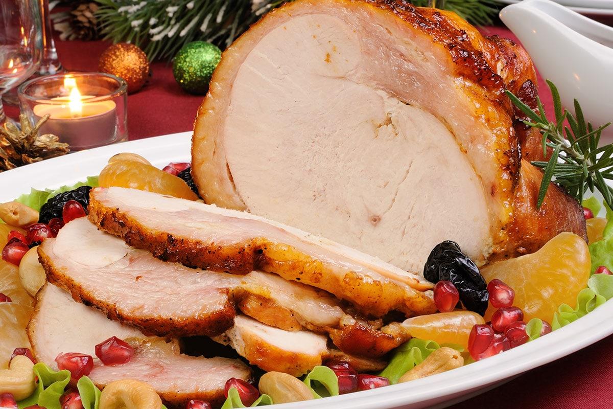 Roast Turkey Buffe Recipe - Perfect for Xmas!