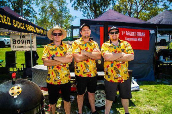 The Bovine Technicians Team