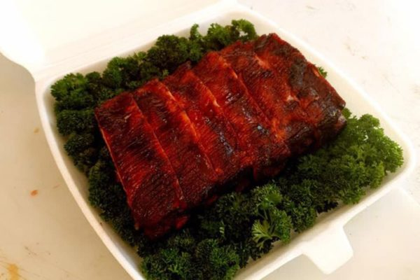 Sunshine Coast BBQ Festival - Pork Dish