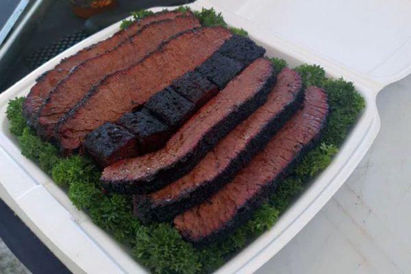 Sunshine Coast BBQ Festival - Beef Brisket Dish