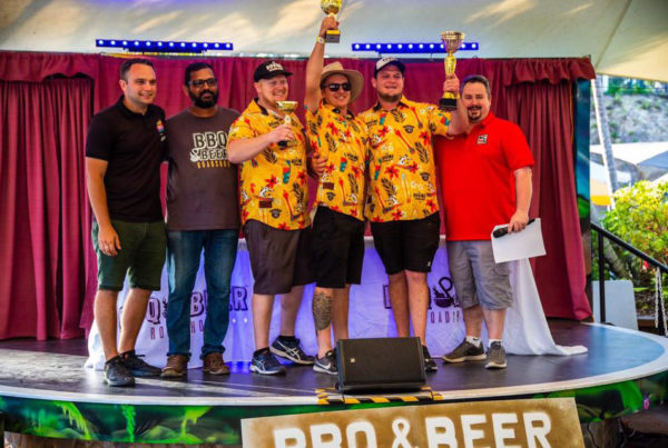BBQ & Beer Roadshow Grand Champions