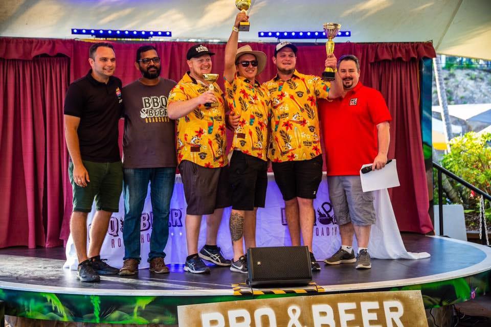 BBQ & Beer Roadshow Grand Champions
